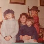 Rober y Loli con los primos de Cazorla