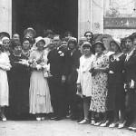 Se casaron el 11 de Julio de 1931 en Vigo