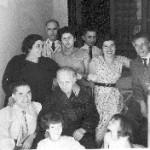 Con Manolita taracido y la bisabuela Carmen